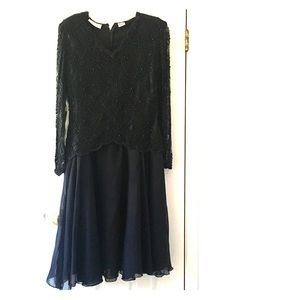 NWOT Elegant Black Dress